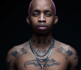 Tshego – Pink Panther (Album Cover & Tracklist)