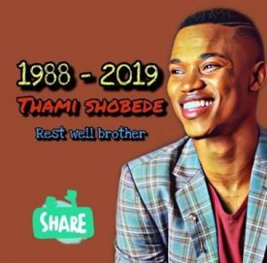 DJ Ace – Tribute to Thami Shobede (Afro House Mix)