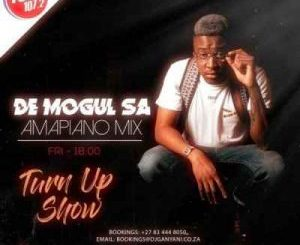 De Mogul SA – Tuks FM Amapiano Mix [Audio]