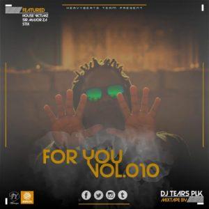 DJ Tears PLK – For You Vol.010 (Album)