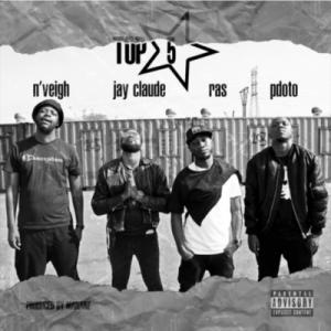 Ras, N'Veigh & PdotO – Top 5 Ft. Jay Claude [Audio]