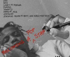 Yanga Chief – Becoming A Pop Star (Cover Artwork + Tracklist)