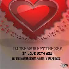 DJ Treasure, The Zee – InLove With You (DJ Tears PLK Special Heavy Mix) (Audio)