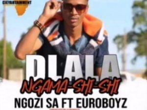 Ngozi SA – Dlala Ngama Shishi Ft Euroboyz Gqom [Audio]