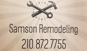 Samson Remodeling