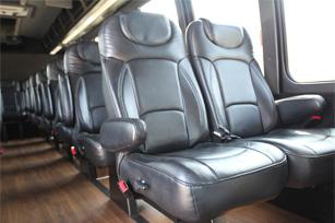minibus-interior