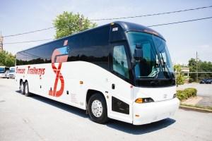 Luxury Bus Front