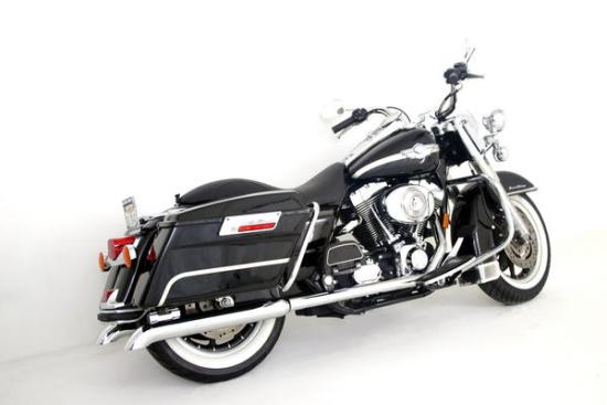 Touring and Roadking Mufflers
