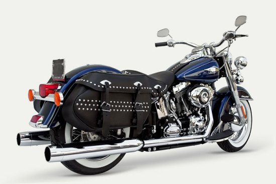Harley Davidson Exhaust