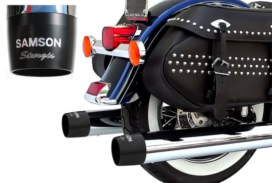 high performance mufflers for softail