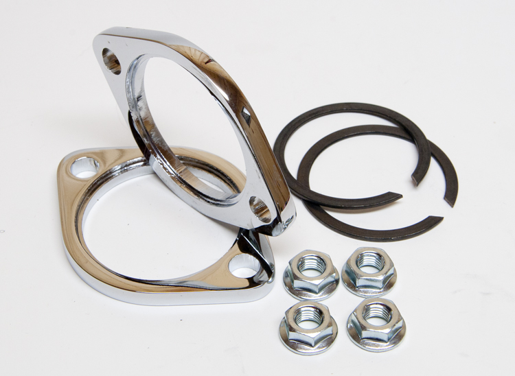 Samson Steel Exhaust Flange Kit