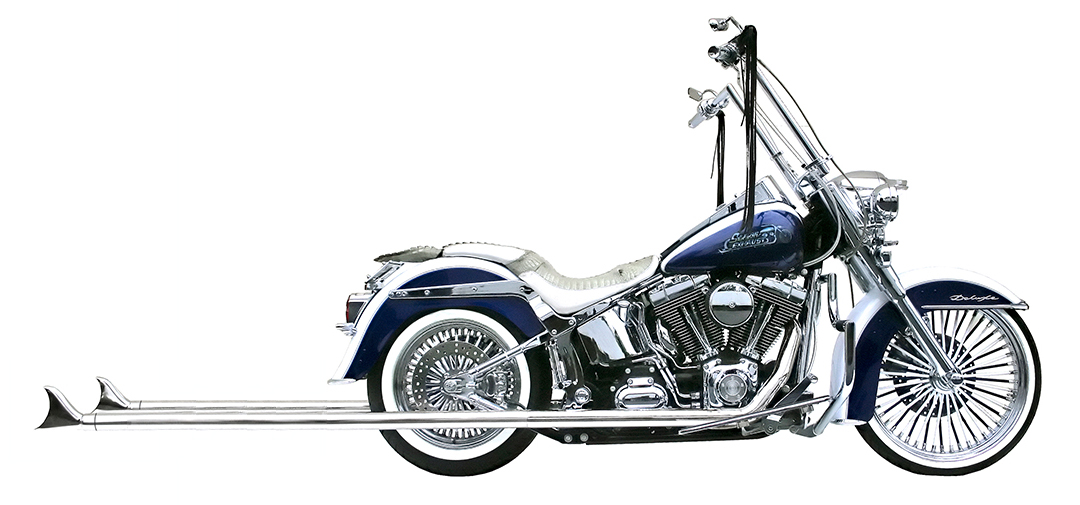 Samson Exhaust Introduces 60″ Cholos!