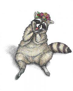 Princess Raccoon