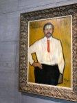 A pre-cubism Picasso. Petrus Manach by Pablo Picasso