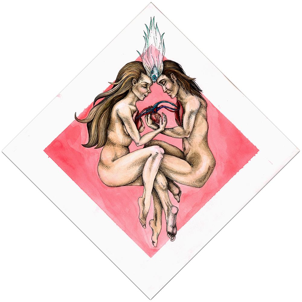 Unidos: Corazón y Mente (Conjoined: Heart & Mind)