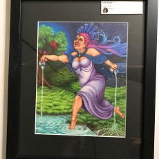 The Star Krystalline Tarot Original