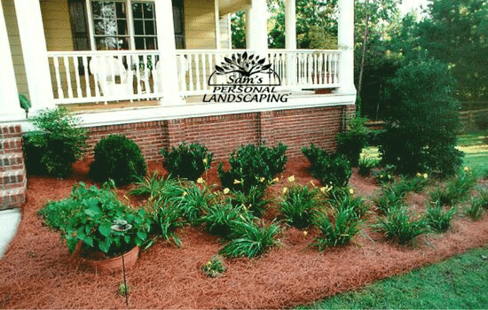 landscaping service local lawn