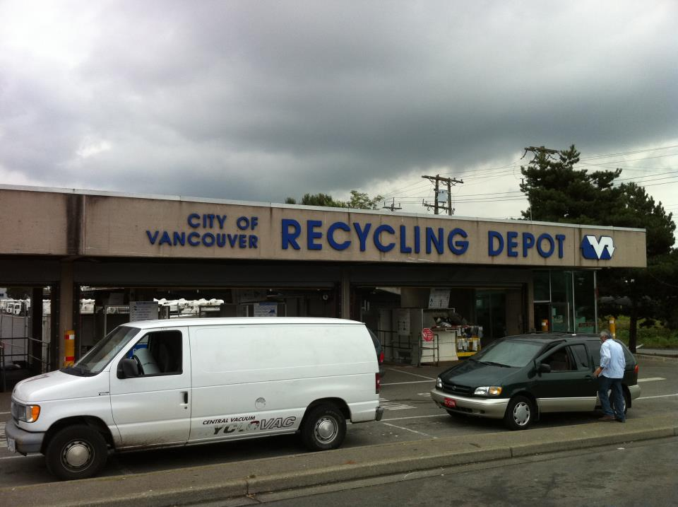 Vancouver Appliance Recycling Pick Up Service Appliances