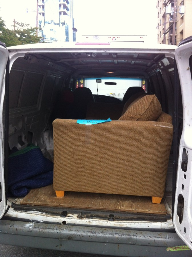 Donate Furniture & Furniture Donations to Charity - Furniture Donation Pick-Up | Downtown Vancouver