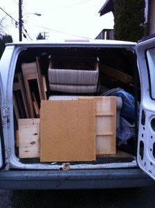 Old Furniture Removal - Fast, Friendly Junk Removal