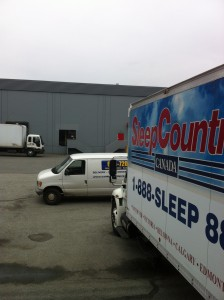 Sleep Country Vancouver | Mattress Delivery