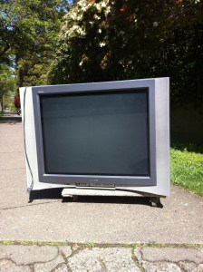 Television Removal-Big Screen TV's - City of Vancouver