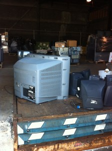 Vancouver TV Recycling, Big Television Removal, TV Pick Up Disposal