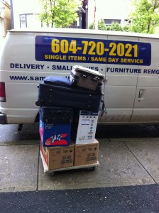 Satisfied Customer, Small Move -- Quick and Reliable Service!