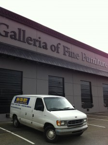 Furniture Delivery - Home Couture Gallery of Fine Furniture Coquitlam, B.C