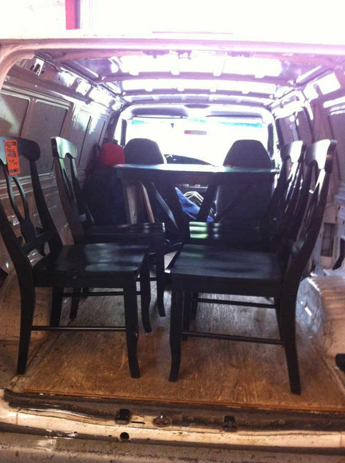 Furniture Delivery Services | Furniture Couriers | Dining Room Furniture: Sets, Dining Room Tables & Chairs Delivery & Pick-Up