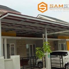 Pasang Baja Ringan Di Semarang 0813 9243 9998 Kanopi Samsteel Jasa