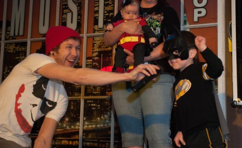 """""""I'M BATMAN!"""""""