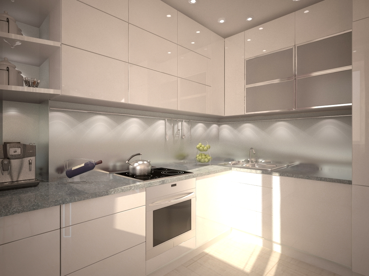 Hur att välja färger när kök renovering   cemstroy   konstruktion ...