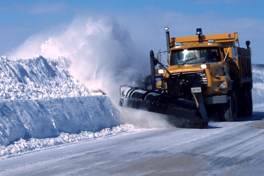 снегоуборочные устройства