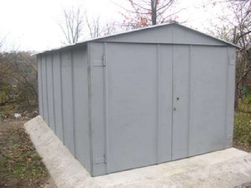 Металлический гараж сделать капитальным капитальные гаражи в абакане купить
