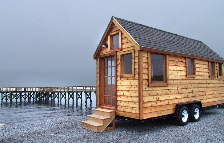 крошечное домостроение растущая тенденция на рынке жилья