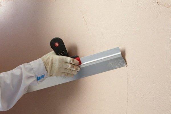 Шпаклевка стен своими руками масляно клеевой шпаклевкой 1 30 Строительный портал