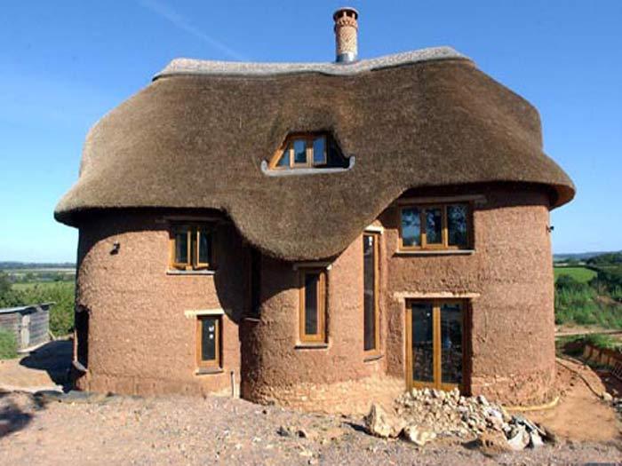 Саманный дом своими руками от и до 657