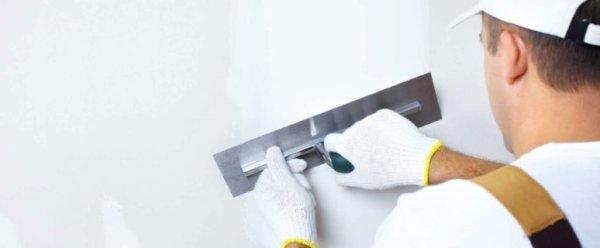 Шпаклевка стен своими руками масляно клеевой шпаклевкой 8 12 Строительный портал