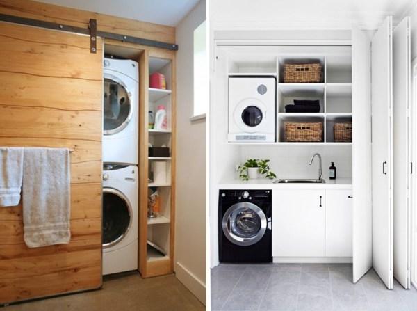 Как обустроить шкаф для стиральной машины 3 3 Строительный портал