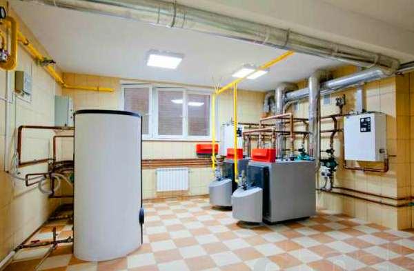 Автоматизация системы отопления частного дома своими руками 2 144 Строительный портал