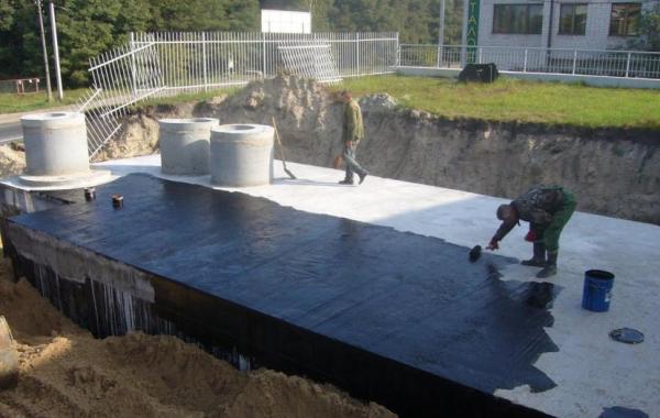 Материалы для разбавления битумной мастики для фундамента, крыши, гидроизоляции 5 53 Строительный портал