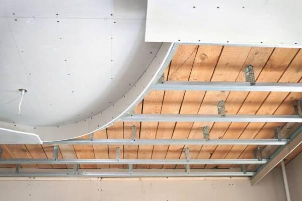 Виды подвесных потолков 3 7 Строительный портал