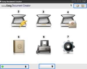 Samsung Easy Document Creator