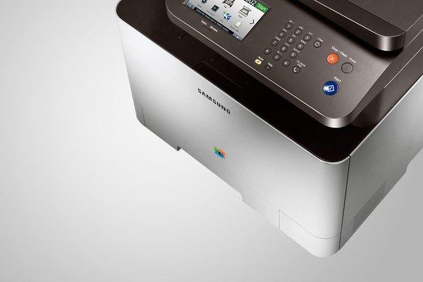 Samsung Printer CLX-4195
