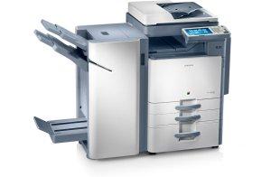 Samsung Printer CLX-9352