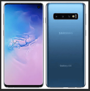 Samsung Galaxy S10 User's Guide and Manual PDF