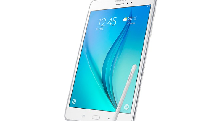 Update firmware Samsung Galaxy Tab A 8 0 TD-LTE with S Pen