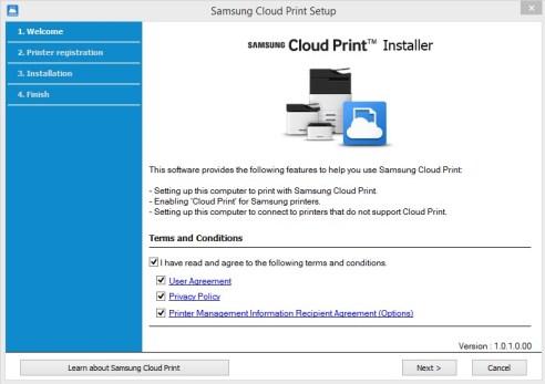 Samsung scanner software