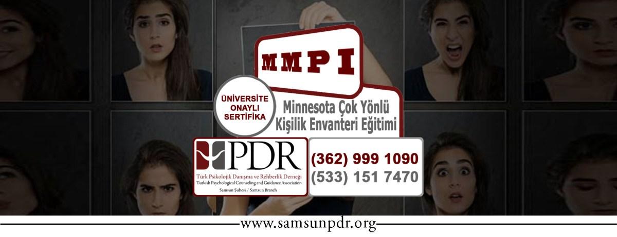 #Eğitim: MMPI